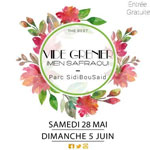 Vide-grenier le 28 Mai à Sidi Bou Said
