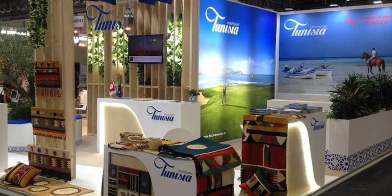 En photos : L'artisanat tunisien au Salon du Tourisme à Vienne en Autriche