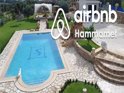 De magnifiques villas à Hammamet disponibles sur Airbnb