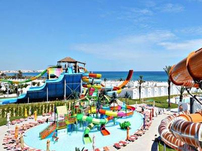 Les Parcs Aquatiques en Tunisie