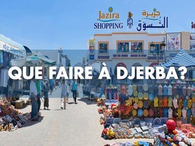10 activités à faire absolument à Djerba