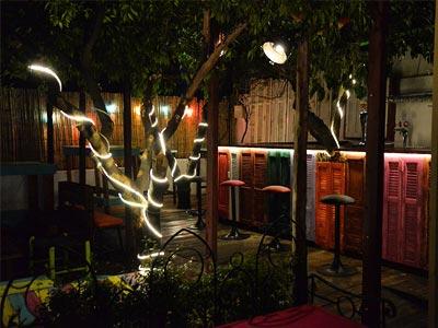 Villa Les Palmes, Ex Villa 78 à l'avenue Mohamed V, ouvre de nouveau ses portes