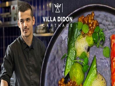 Du Bistrot à la Gastronomie et Vice Versa à la Villa Didon du 18 au 21 avril