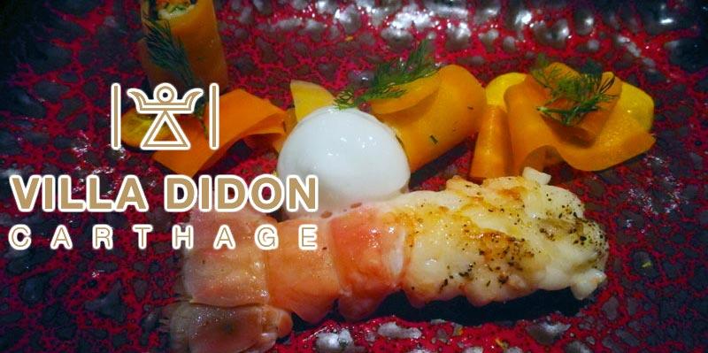 En photos : Découvrez le menu impressionnant du Bistronomic Dinner à Villa Didon Carthage