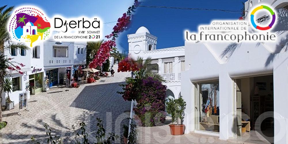 Sommet de la Francophonie Djerba 2021 : Village de la Francophonie