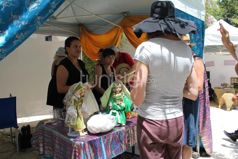 En vidéo : Ambiance du Weekend du tourisme alternatif au village Kèn