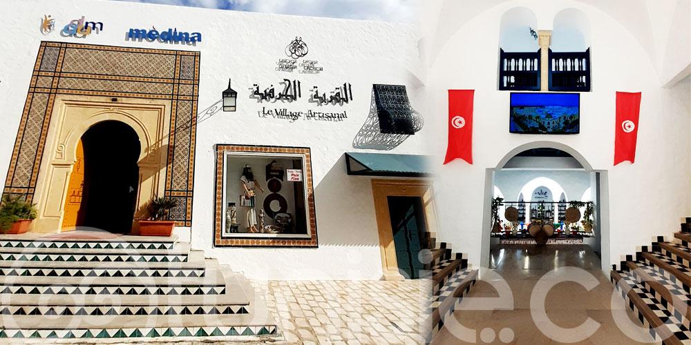 En photos: découvrez le nouveau village artisanal de Yasmine Hammamet
