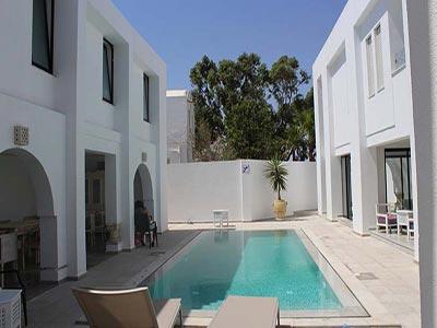 Liste des Maisons d'hôtes à Kélibia - Tunisie