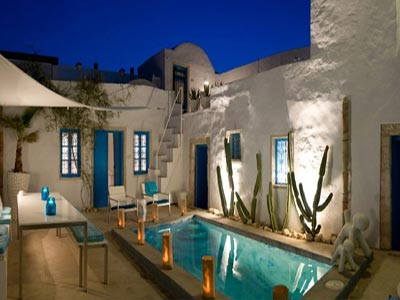 Séléction de 12 maisons d'hôtes typiquement tunisiennes pour l'été