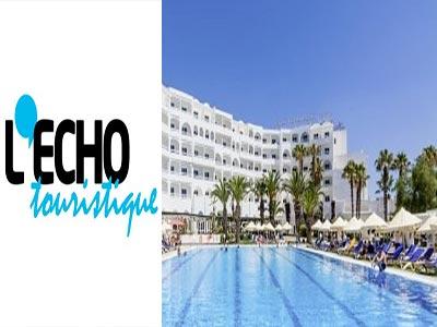La Tunisie s'affiche dans la 3ème position sur le top 5 des destinations des voyages les plus vendues avec forfaits