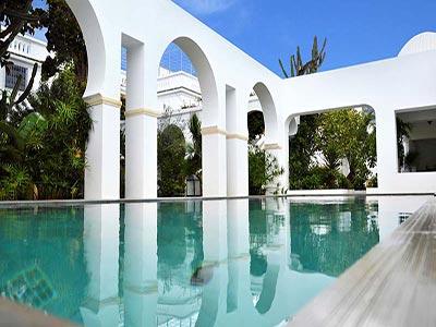 Les 8 piscines les plus sublimes des maisons d'hôtes tunisiennes