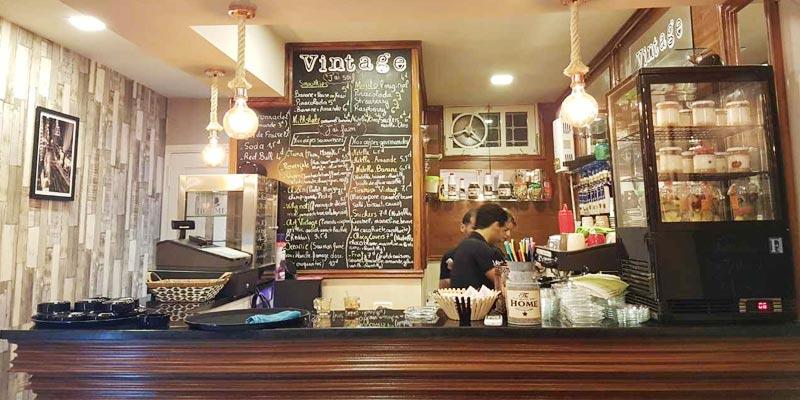 Vintage Coffee Shop, un nouveau coin dédié à la gourmandise à El Menzah 9