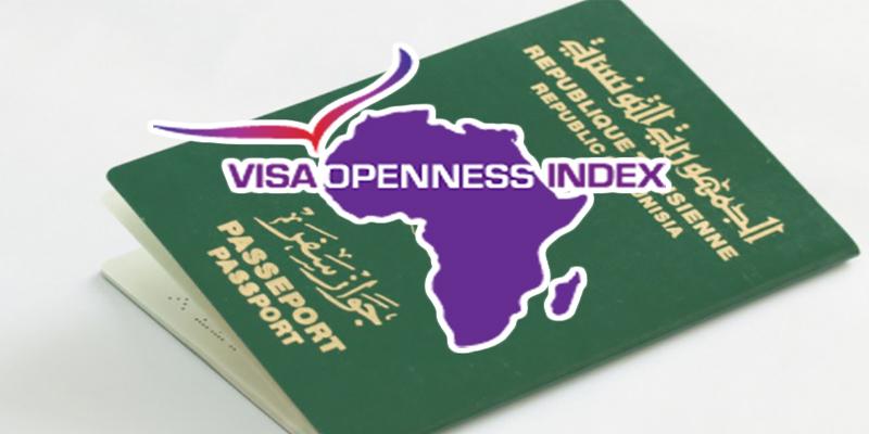 Indice d'ouverture des visas : La Tunisie gagne 9 places !