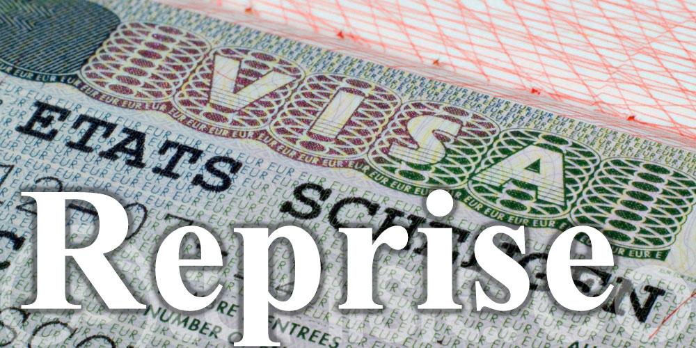 Reprise progressive de la délivrance de visas par le Consulat général de France à Tunis