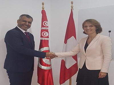 L'Ambassade de Suisse en Tunisie change de prestataire externe pour le traitement des dossiers visas.