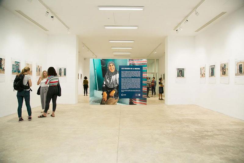 Retour en photos sur le vernissage de l'exposition ''Les visages de la médina'' à l'IFT