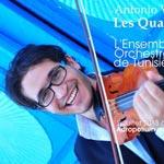 Hommage à Vivaldi par l'Ensemble Orchestral de Tunisie à l'Acropolium de Carthage