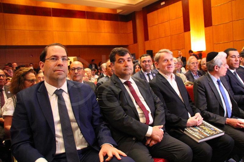 Congrès Le Bien Vivre Ensemble en marge de la Ghriba