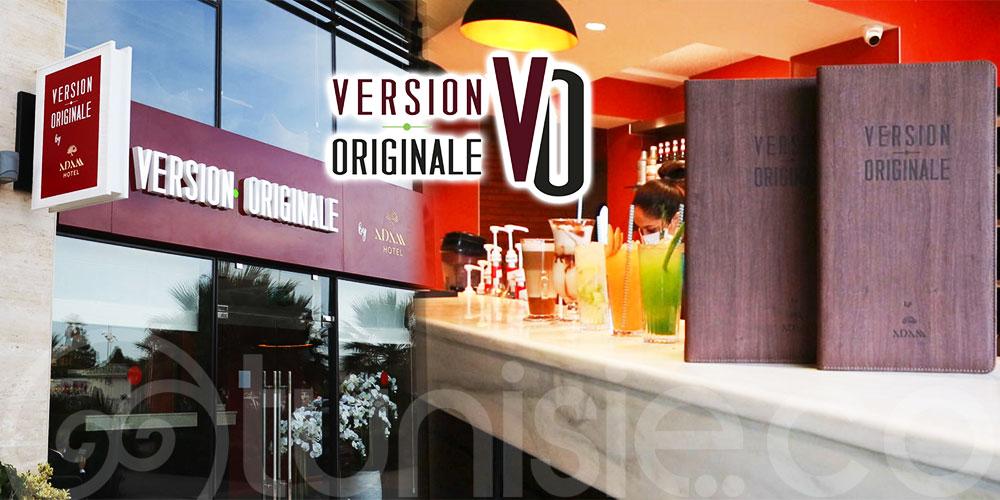 Découvrez le nouveau restaurant Version Originale By ADAM Hotel Suites