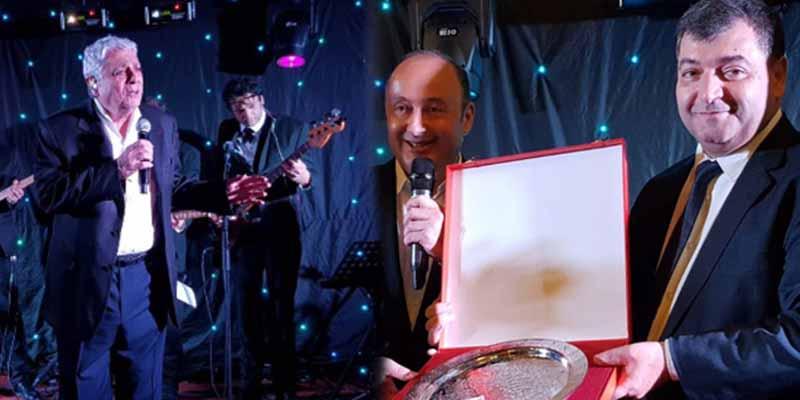 Enrico Macias pour fêter les bons chiffres de Voyamar sur la Tunisie !