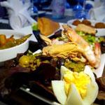 Menu d´iftar au restaurant Les Voiliers la Goulette