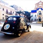 En photos : Les voitures anciennes tunisiennes en tournage dans la plus grande production algérienne