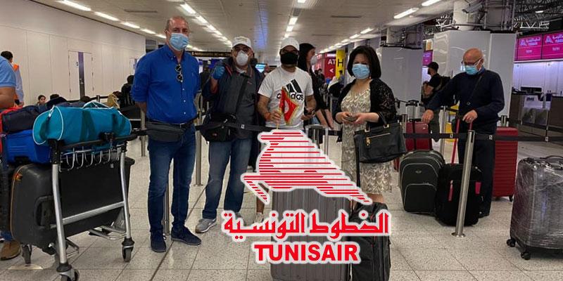إجلاء أكثر من 140 مواطن تونسي من العالقين بالمملكة المتحدة