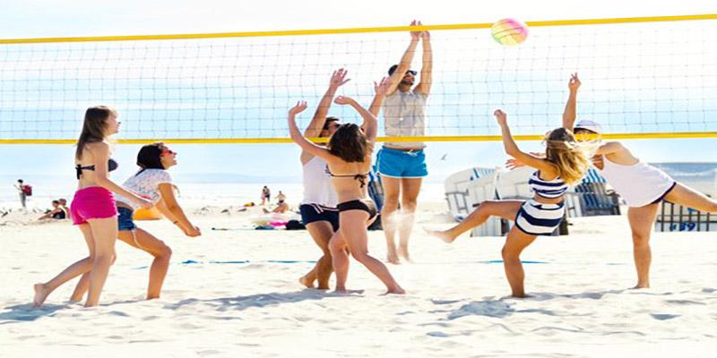 KELIBIA capitale du Beach Volley célèbre la 21 édition de son célèbre tournoi EL FATHA