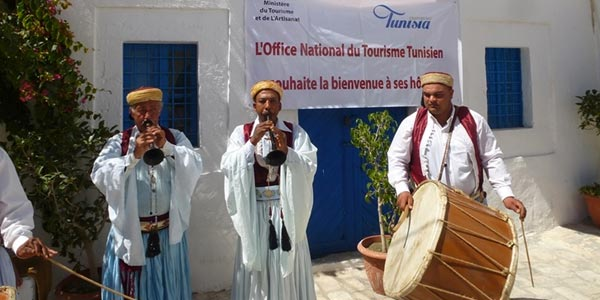 En photos : visite promotionnelle de Luxair tours à djerba