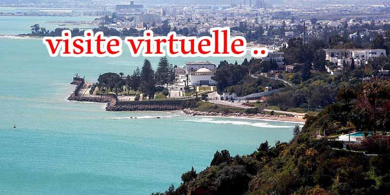 Palais de Carthage en Réalité Virtuelle