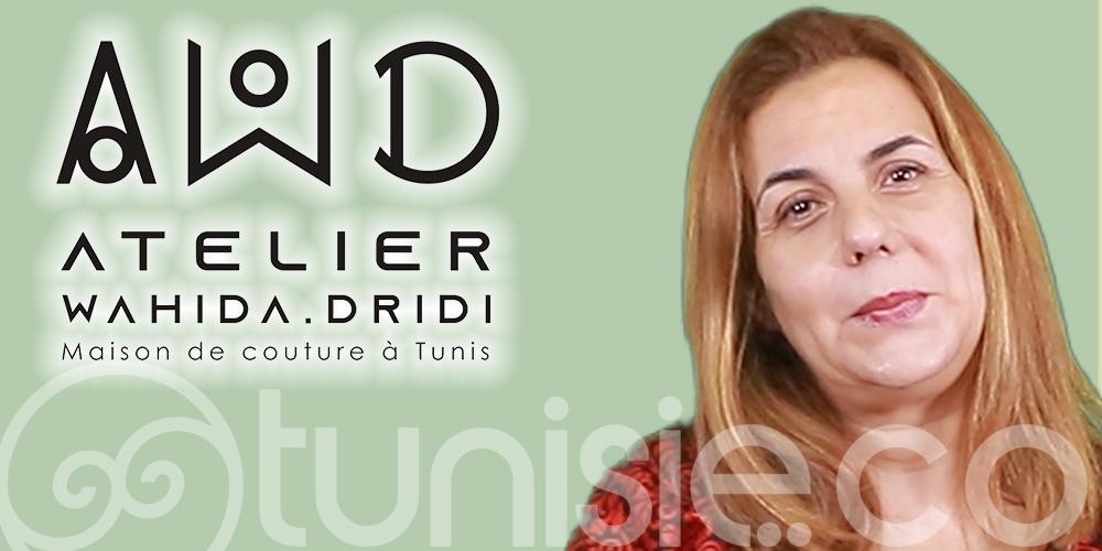 En Vidéo : L'Atelier de couture de Wahida Dridi, quand la personnalité inspire le modèle
