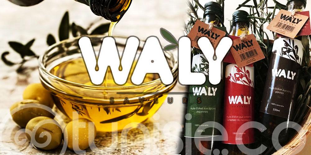 Waly Saveurs : Nouvelle huile d'olive aux épices naturelles