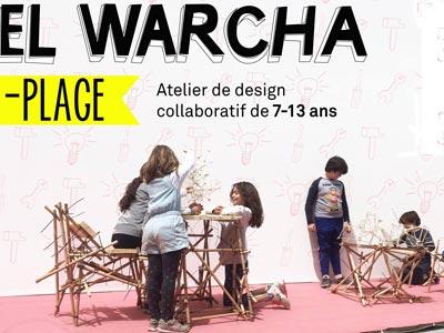 El Warcha Plage du 4 au 7 juillet, pour un été créatif pour vos enfants