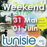 Bons plans sorties pour ce weekend des 31 mai et 1er juin by Tunisie.co