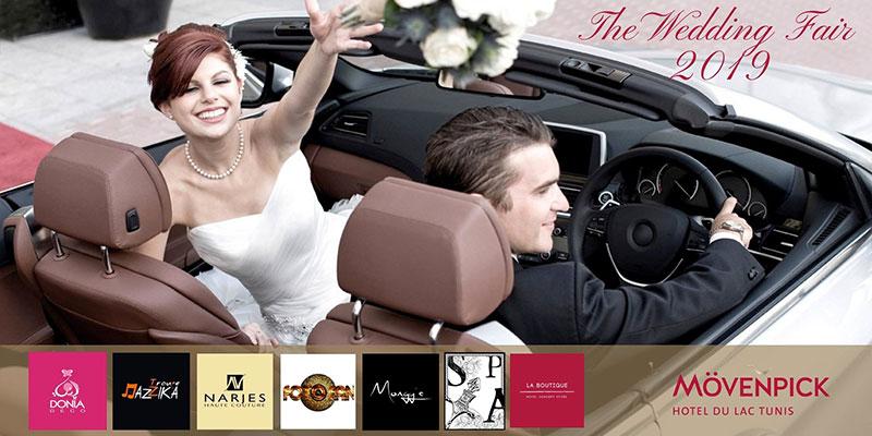 Première édition du Wedding Fair au Mövenpick Hotel du Lac Tunis