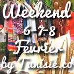 Bons plans sorties pour ce weekend des 6, 7 et 8 février by Tunisie.co !