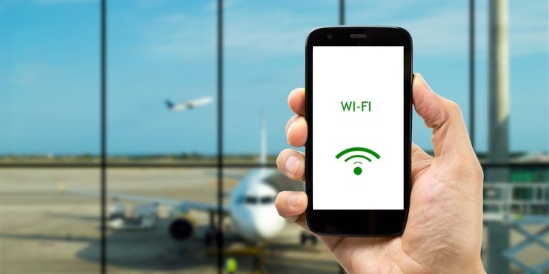 Prochainement, La généralisation du Wifi gratuit dans les aéroports de la Tunisie