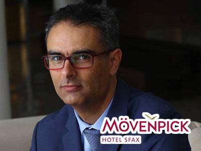 Wissem Arfa nommé à la tête du Mövenpick Sfax