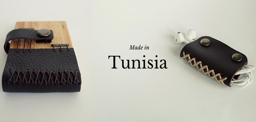 Wocket, la nouvelle marque de portefeuilles en bois 100% tunisienne