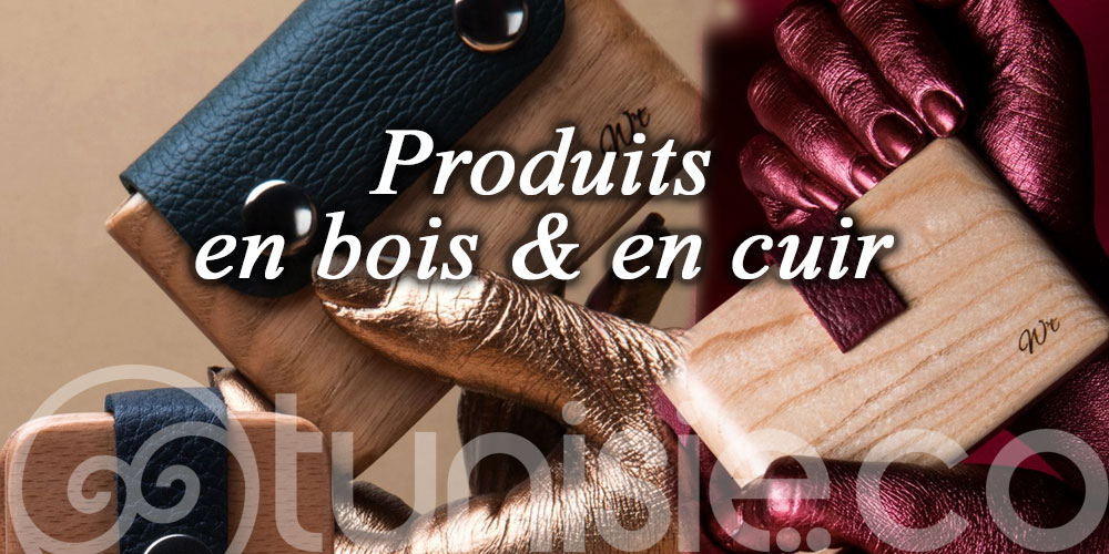 Wock't : l'artisanat autrement en bois et en cuir