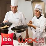 Découvrez le restaurant WOK AND CO à l'hôtel IBIS Tunis