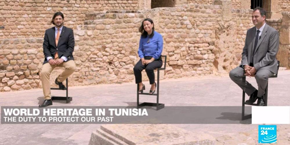 Patrimoine partagé : Préserver le passé de la Tunisie pour les générations futures