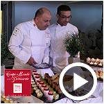 En vidéo : Tout sur la Team de chefs Tunisiens Coupe du Monde de la Pâtisserie