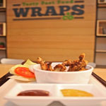 Wraps & Co, un nouveau tasty  fast food à l'Aouina