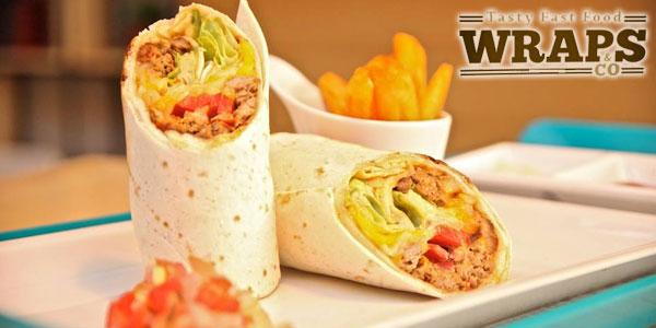 Wraps & Co, un nouveau tasty  fast food à l´Aouina