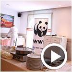 En vidéos : Show cooking WWF pour une consommation responsable des produits de la mer