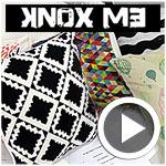 En vidéo : KNOX ME, une marque de prêt à porter et d'articles de déco dans l'esprit urbain