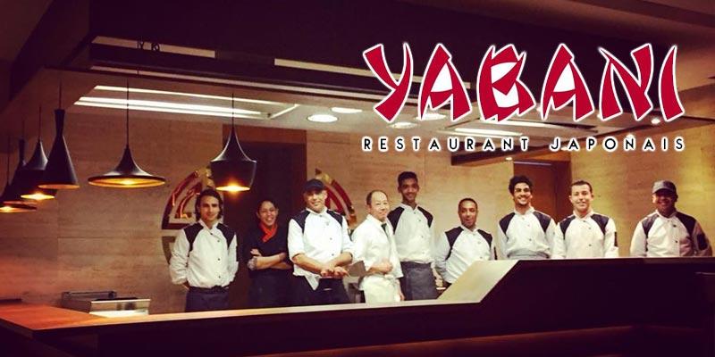 Yabani : Le nouveau restaurant pour découvrir le meilleur de la « Haute Cuisine » japonaise