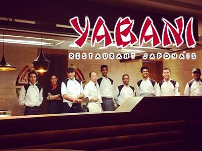Yabani : Le nouveau restaurant pour découvrir le meilleur de la Â« Haute Cuisine » japonaise