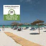 L'hôtel Yadis Djerba récompensé pour la qualité de ses services et la propreté de sa plage